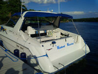 "Searay Sundancer- Survey just completed today ""TURN KEY"""