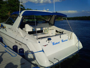 """Searay Sundancer- Survey just completed today """"TURN KEY"""""""