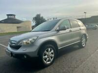 2007 HONDA CRV 2.2 CDTI ES NEW CLUTCH FULLY SERVICED LOW MILES LOVELY JEEP!!