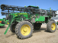 2008 John Deere 4830 Sprayer