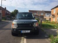 Land Rover discovery 3 hse auto