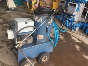 Machine à vapeur Unimanix / Laveuse à pression / Steam cleaner