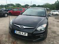 2010 (10 reg) Hyundai i30 1.6 CRDi Edition 5dr Hatchback Turbo Diesel 6 Speed