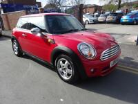 Mini 1.6TD Cooper D With Sports 2 Tone Leather Upholstery !