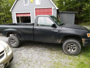 Toyota T100 1993 4x4 for trade