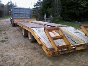 20 tonne float for sale