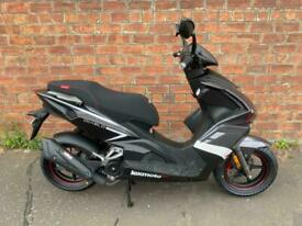 NEW Lexmoto Diablo 50cc learner legal – own this bike for only £8.71 a week