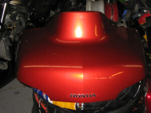 2004 honda gl-1800 goldwing trunk lid oem