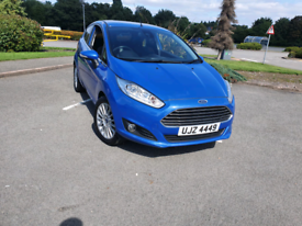 Ford Fiesta 2013 1.0l petrol eco facelift fully loaded