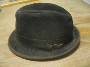 Men's Fedoras and Other Hats