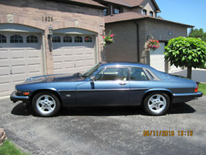 1986 Jaguar XJS (12 Cylinder) For Sale!