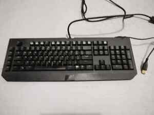 Razer Blackwidow Ultimate 2014 keyboard like new