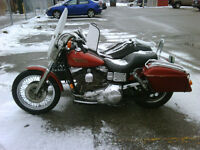 for sale fxdl with sidecar