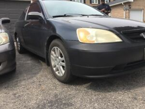 for sale 2001 Honda Civic SI NEED GONE ASAP