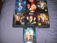 Coffrets TV Séries Buffy contre les Vampires et Angel