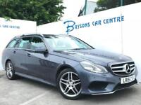 2015 15 Mercedes-Benz E220 2.1CDI 7G-Tronic Plus AMG Line for sale in AYRSHIRE