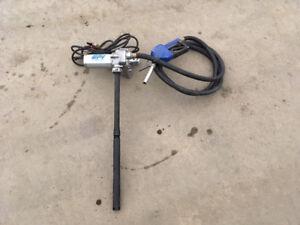 15 GPM fuel pump