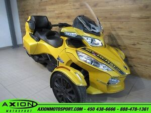 2013 Can-Am Spyder RT LIMITED SE5 67.61$/SEMAINE
