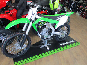 2017 Kawasaki KX 250F (Taxes,Transport, Préparation, inclus)