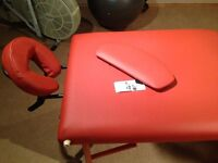 MASTER'S PORTABLE MASSAGE TABLE