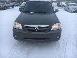 2005 Mazda Tribute ES v6 4x4 2787 Cert and etested London Ontario image 2