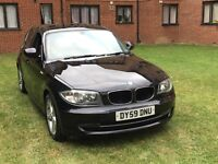 BMW 118D 1.9 automatic diesel grab a bargain