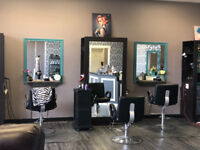 Rooms for rent and Chair rental/Ft/Pt Stylist