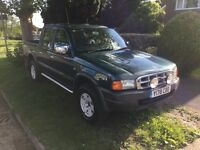 Ford ranger 2.5 Diesel 2001air con 1 years mot £1995