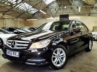 2012 Mercedes-Benz C Class 2.1 C200 CDI BlueEFFICIENCY SE (Executive Pack)