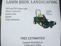 Need your yard work done?!