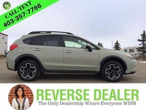 2013 Subaru XV Crosstrek AWD, Leather, Navigation, Rare find!