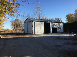 LASALLE - 8 ACRES WITH HOUSE AND POLE BARN Windsor Region Ontario image 10