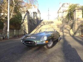 1963 Jaguar E-Type 3.0 2dr