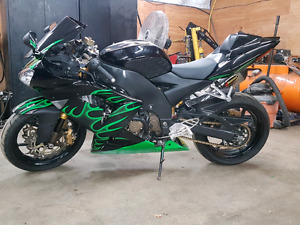 2004 zx10r low kms