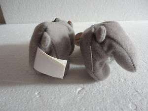 Set of 2 TY Spike the Rhinoceros beanie toy collectible New London Ontario image 5