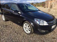 Vauxhall Astra design estate 1.9. Cdti 134250 miles