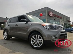 2018 Kia Soul EX | Low KM | One Owner | Clean Clean Clean!