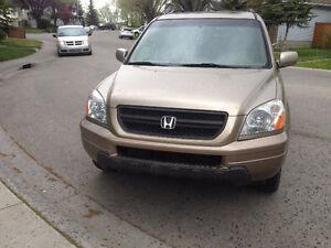 2005 Honda Pilot EX-L SUV, Crossover