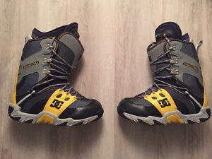 DC Snowboard boots size 12 fits like size 11