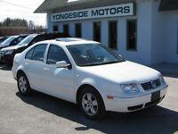 2007 Volkswagen Jetta CITY Loaded Mint $5650 CERT !!!