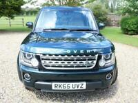2015 Land Rover Discovery 4 SDV6 HSE Auto Estate Diesel Automatic