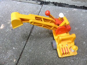 Fisher Price Digger