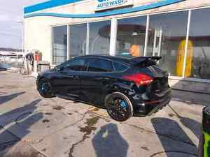 2016 ford focus rs $49,995