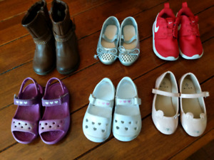 Chaussures fille  (7 ou 8)