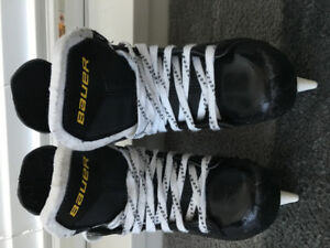 Bauer junior hockey skates -supreme 140