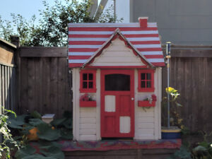 Kids cedar playhouse for sale!!!
