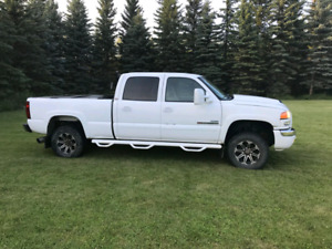 2006 GMC Duramax White