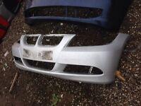 E90 e91 Bmw 3 series front bumper