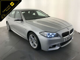 2014 64 BMW 520D M SPORT AUTOMATIC 1 OWNER SERVICE HISTORY FINANCE PX WELCOME