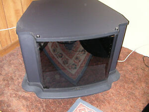 Swivel TV stand, can deliver